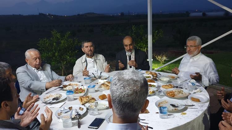 Antalya'da Ilme Hürmet Geleneği Devam Ediyor