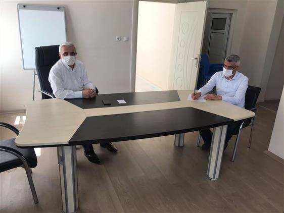 Siirt'te Ilimiz Müftülüğünce 20 Cami Ve 7 Alanda Cuma Namazı Kılınacaktır