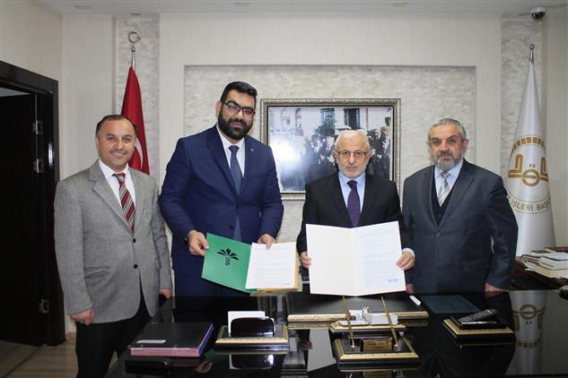 Sivas'ta Maaşlar Faizsiz Finans Kurumu Aracılığıyla ödenecek