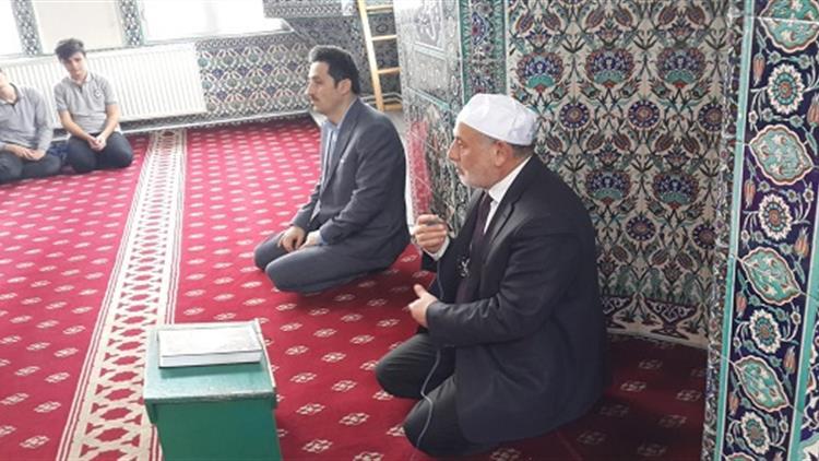 Zonguldak'ta Imam Hatip Lisesi öğrencileriyle Gençlik Buluşması