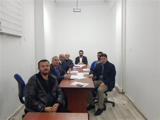 Bilecik'de Manevi Rehberlik Koordinasyon Toplantısı Yapıldı