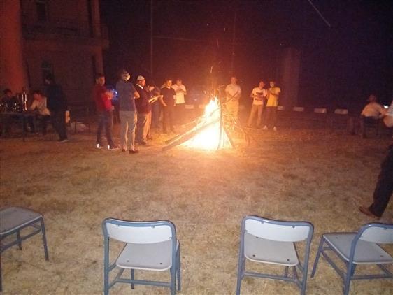 Manisa Il Müftülüğü Gençlik Koordinatörlüğü Gençlere Yönelik Kamp Düzenledi