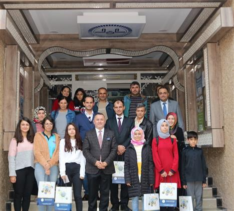 Kirklareli'de Mevlid-i Nebi Haftası Yarışmaları Sonuçlandı