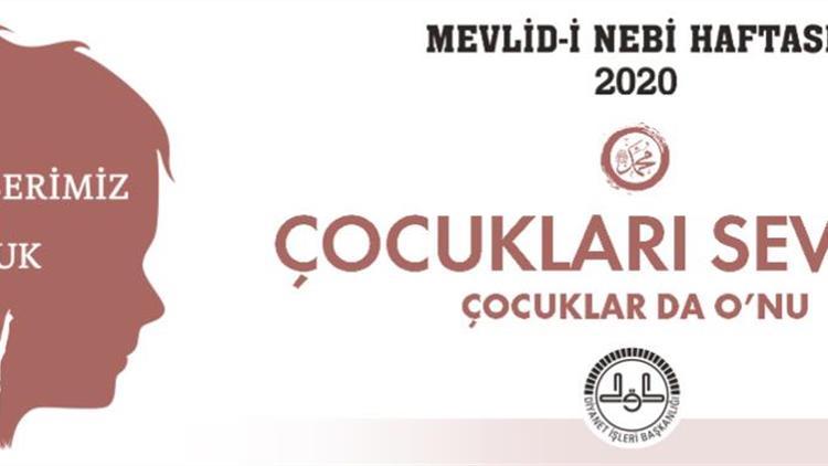 Tekirdağ'da Mevlid-i Nebi - 2020