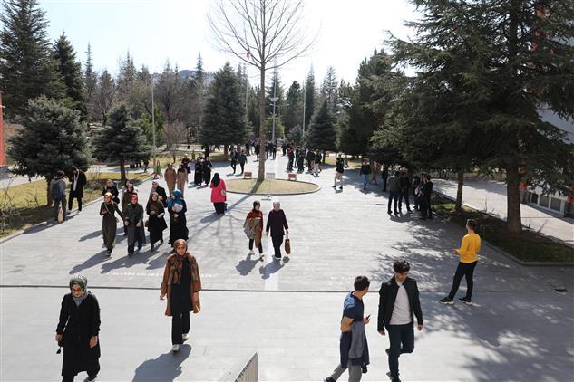 Mevlid-i Nebi Gençlik Bilgi Yarışması Kayseri'de Yapıldı