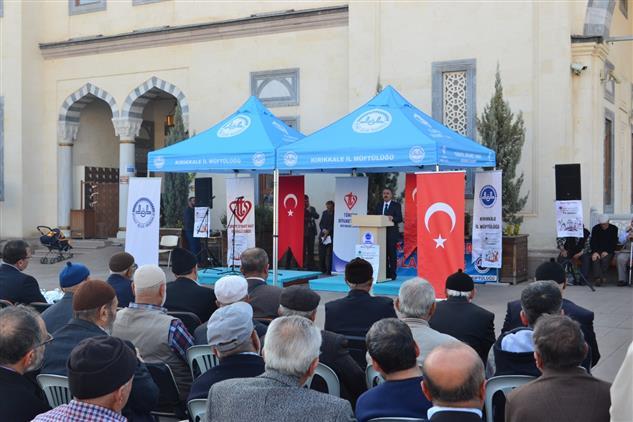 Kirikkale'de Mevlid-i Nebi Haftası Açılış Programı Ile Başladı