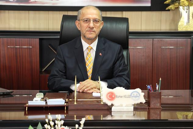 Cankiri'da Mevlid-i Nebi Haftası Kutlama Mesajı