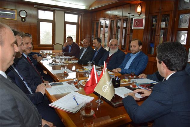 Trabzon'da Mevlid-i Nebi Pltformu Il Müftülüğümüzde Toplandı