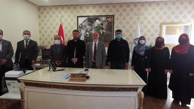 Cankiri'da Mevlid-i Nebi Bilgi Yarışması ödülleri Verildi