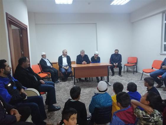 Ardahan'da Mevlid-i Nebi Etkinlikleri Tüm Hızıyla Devam Ediyor