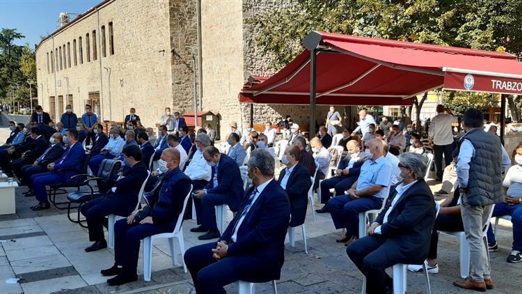 """Trabzon'da """"mevlid-i Nebi Haftası"""" Açılış Programı Düzenlendi"""