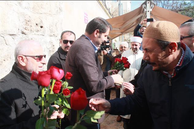 Sivas'ta Mevlid-i Nebi Haftası Açılış Programı Ulu Caminde Gerçekleşti.