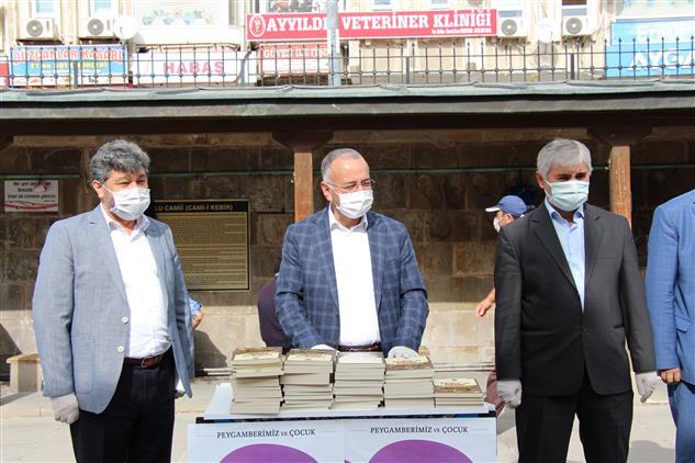 Yozgat'de Mevlid-i Nebi Haftası Etkinlikleri Başladı