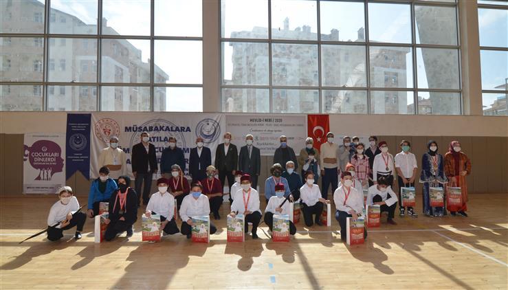 """Konya'da """"mevlid-i Nebi Haftası"""" Münasebetiyle """"geleneksel Türk Okçuluk """" Müsabakası Yapıldı"""