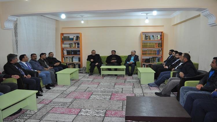 Igdir'da Mevlid-i Nebi Toplantısı
