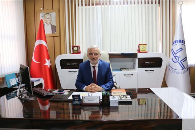 Siirt'te Müftü Kapıcıoğlu, Kurban Bayramı Mesajı Yayınladı