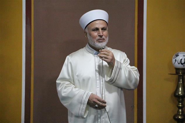 Agri'da Müftü Topçu: Biz Israf Toplumu Değiliz Islam Toplumuyuz