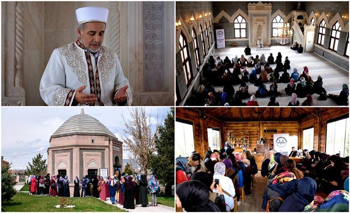 Erzincan'da Müftülük Gençlik Koordinatörlüğü Sosyal Faaliyetleri Sürüyor