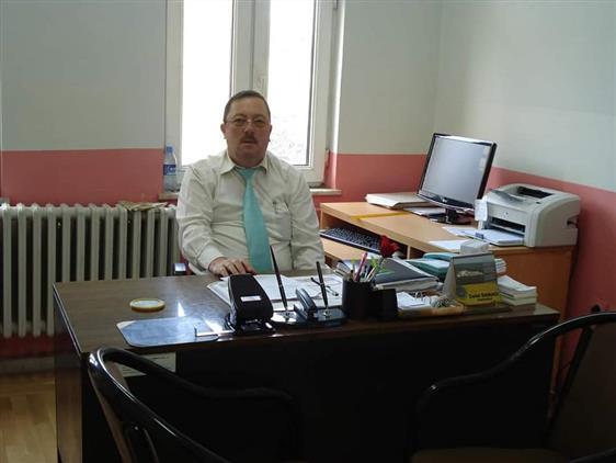 Sinop'ta Müftülük Personeli Celal Danacı Vefat Etti