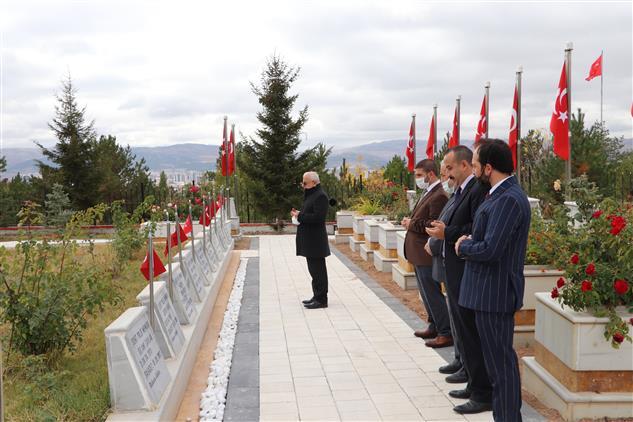 Sivas'ta Müftülükten Vefa örneği