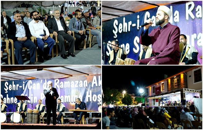 Erzincan'da Müftülüğümüz Tarafından Düzenlenen şehr-i Can'da Ramazan Akşamları Programının Sonuncusu Yapıldı...
