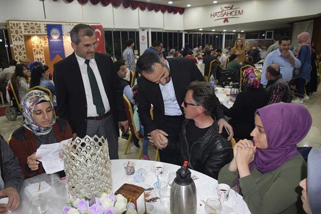 Niğde'de Müftülüğümüzce Engelli Bireyler Ve Ailelerine Yönelik Iftar Programı Düzenlendi
