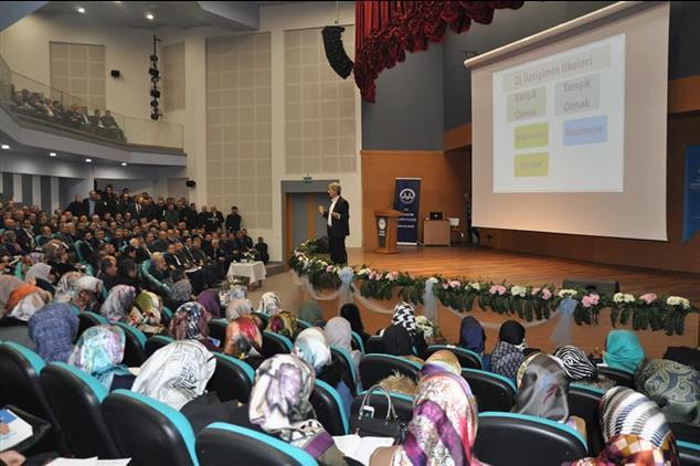 Balikesir'da Müftülüğümüzden Etkili Din Görevlisi Eğitim Ve Gelişim Semineri