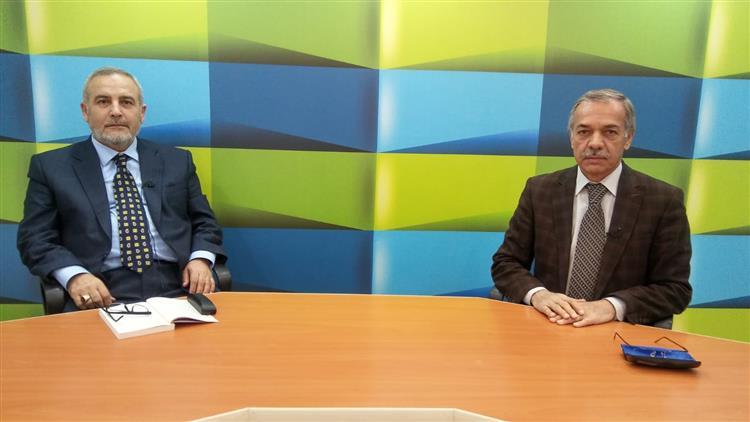 """Erzincan'da Müftümüz Can Tv'de """"konuk Dosyası"""" Programının Konuğu Oldu"""