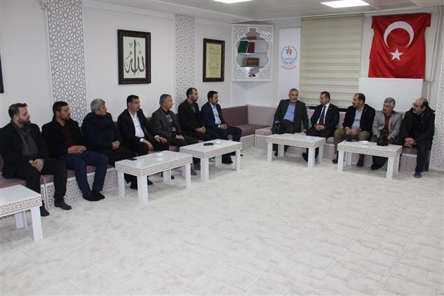 Müftümüz, Erzincan Imam Hatip Ortaokulları Platformunda Konuştu