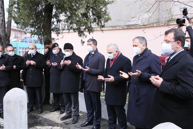 İstanbul'da Mimar Sinan'ı Anma Ve Mimarlar Günü Programı