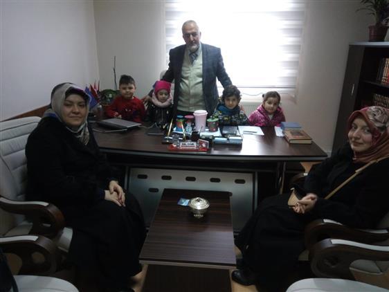 Bayburt'ta Minik öğrenciler Yemen'i Unutmuyor