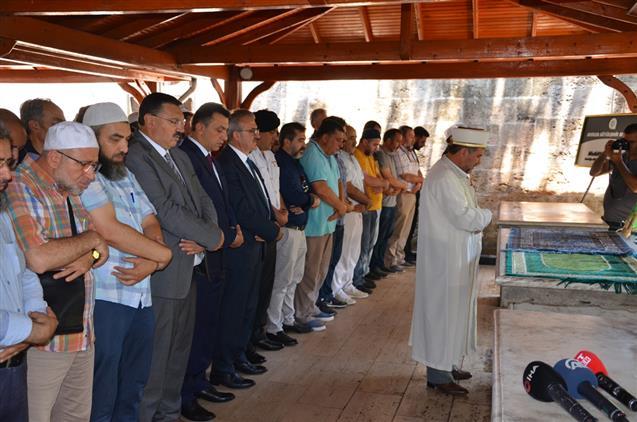 Mursi Için Antalya'da Gıyabi Cenaze Namazı Kılındı
