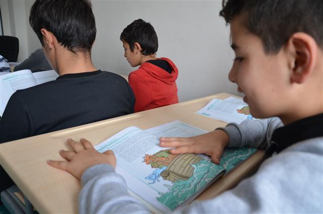 """Nevşehir'de """"gençliğe Değer Ara Dönem Kampı"""" Başladı"""