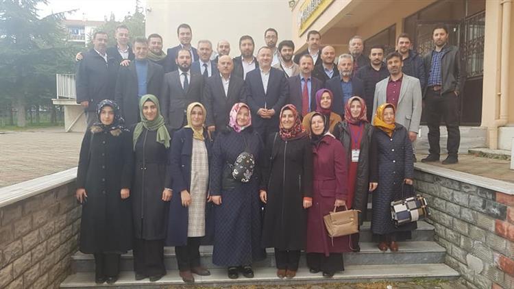 Kirklareli'de üniversite öğrencileri Umre Için Yarıştı