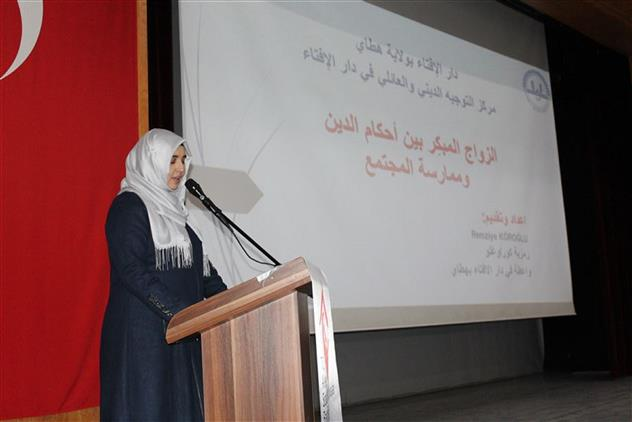 Hatay'da çocuk Yaşta Evlilik Kur'an'ın Ruhuna Aykırıdır