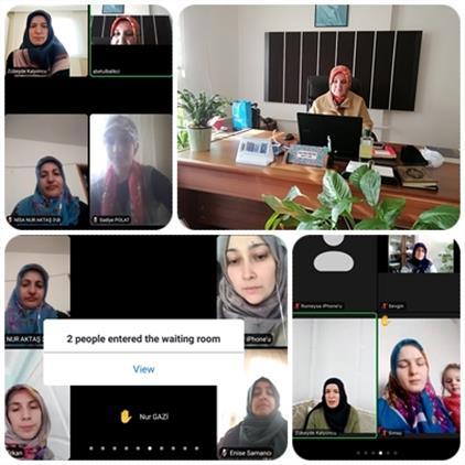 Yalova'da Online Aile Eğitim Seminerleri