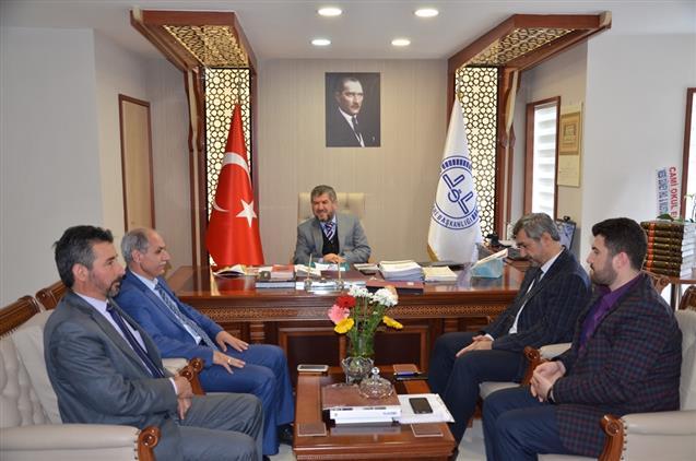 Antalya'da Personelimizle Kandilleştik