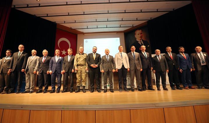 """Amasya'da """"peygamberimiz Ve Aile"""" Konulu Mevlid-i Nebi Konferansı Düzenlendi"""