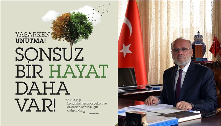 Konya'da Poçanoğlu, Ramazan Ayı Faaliyetleri Ile Ilgili Basın Açıklaması Yaptı