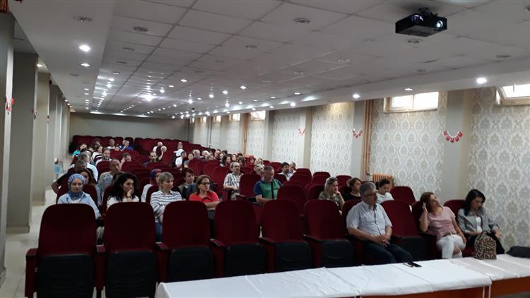 Samsun'da öğretmenlere Yönelik Seminer Programları Tertip Edildi