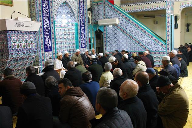 Osmaniye'de Sabah Namazı Buluşmaları - Kurtuluş Cami