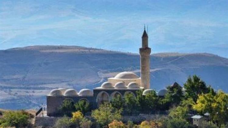 Tunceli'de Sağman Tarihi Camiinde Restorasyon Sonrası Ilk Cuma Namazı