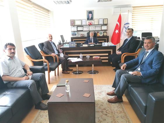 Eskisehir'de Sivrihisar Ilçe Müftülüğüne Atanan Mustafa Budak Görevine Başladı