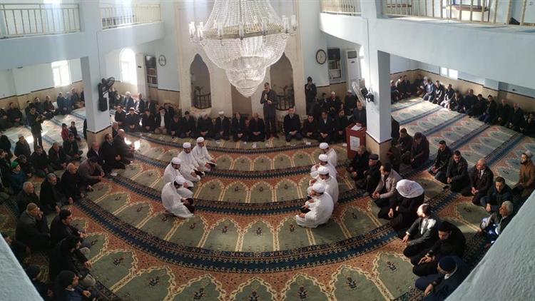 Şırnak'de Silopi Ilçemizde Ilmi Icazet Töreni Yapıldı