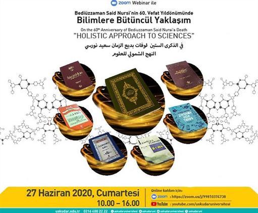 Istanbul Müftüsü Prof. Dr. Mehmet Emin Maşalı, Bediüzzaman Said Nursi'nin 60. Vefat Yıldönümü Münasebetiyle Düzenlenen Anma Programı'na Video Konferans Yoluyla Katıldı