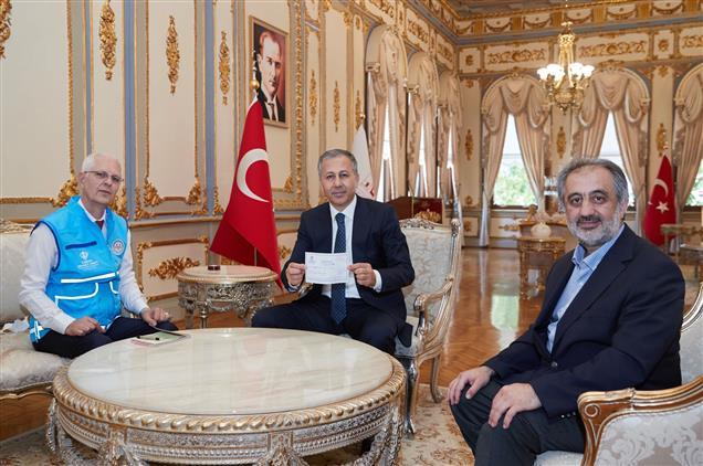 Istanbul Valisi Ali Yerlikaya, Kurban Vekâletini Türkiye Diyanet Vakfı'na Verdi
