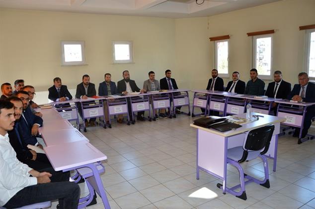 Antalya Eğitim Merkezi Tashih-i Huruf Kursu Başladı