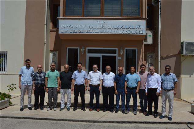 Antalya Eğitim Merkezi Tashih-i Huruf Kursu Sona Erdi.
