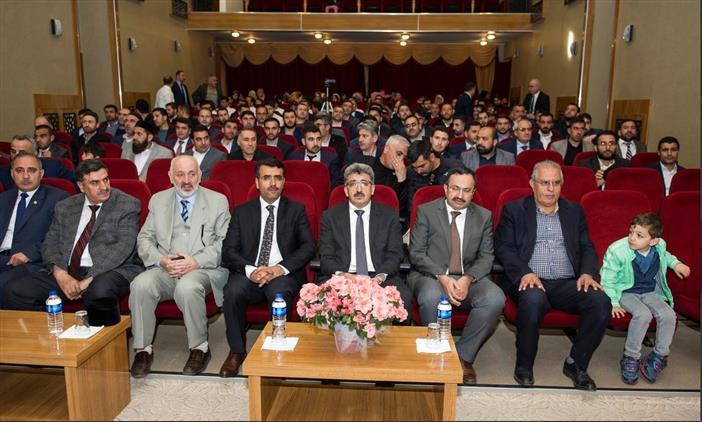 Van Eğitim Merkezi tashih-i huruf kursu mezuniyet programı yapıldı