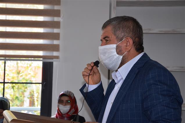 Tdv Antalya şubesi Kadın Kolları Komisyonu Hizmet Salonunun Açıldı Gerçekleştirildi